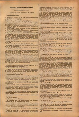 Handelingen van de Raad 1891-10-29