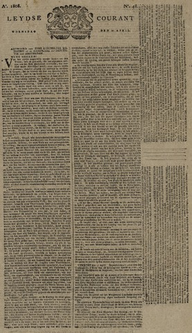 Leydse Courant 1808-04-20