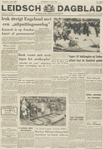 Leidsch Dagblad 1961-07-15