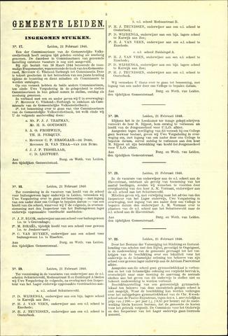 Handelingen van de Raad 1946-02-21