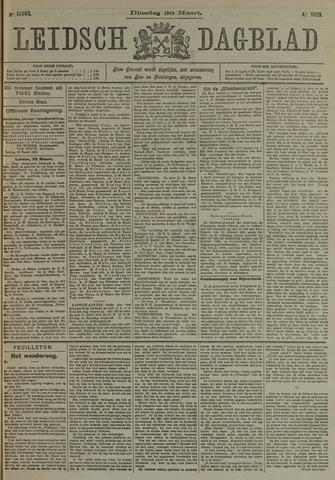 Leidsch Dagblad 1909-03-30