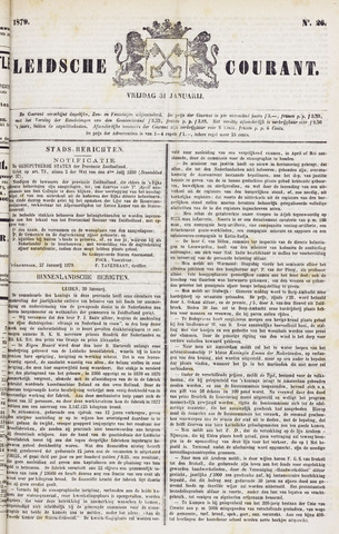 Leydse Courant 1879-01-31