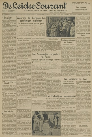 Leidse Courant 1948-09-24