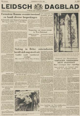 Leidsch Dagblad 1956-07-26