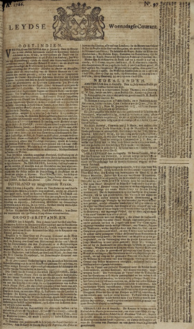 Leydse Courant 1766-08-13