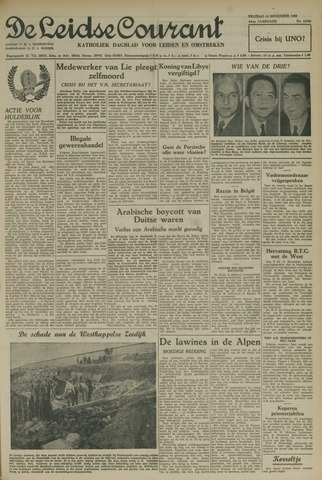 Leidse Courant 1952-11-14