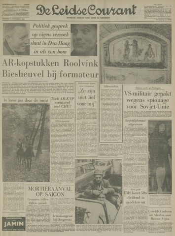 Leidse Courant 1966-11-01