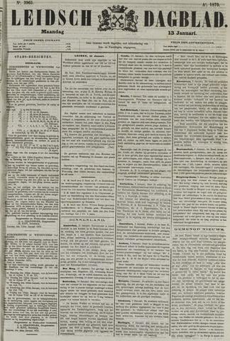 Leidsch Dagblad 1873-01-13