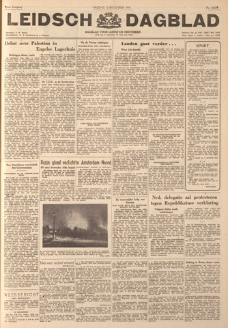 Leidsch Dagblad 1947-12-12
