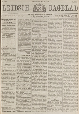Leidsch Dagblad 1916-03-23