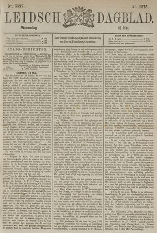 Leidsch Dagblad 1878-05-15