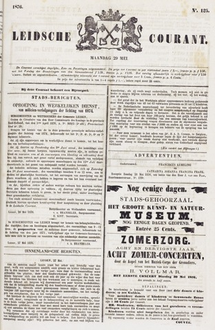 Leydse Courant 1876-05-29