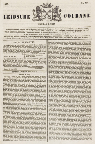 Leydse Courant 1873-07-01