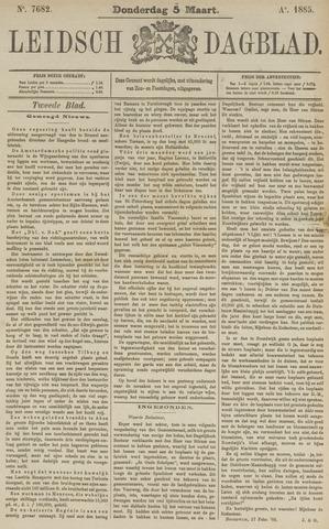Leidsch Dagblad 1885-03-05