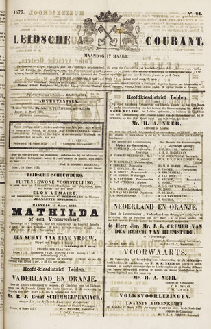 Leydse Courant 1873-03-17
