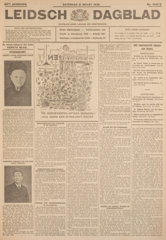 Leidsch Dagblad 1928-03-31
