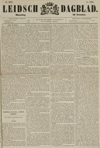 Leidsch Dagblad 1869-10-18