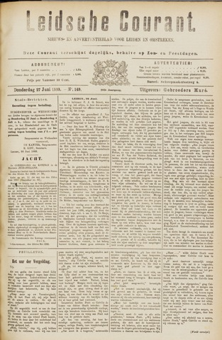 Leydse Courant 1889-06-27
