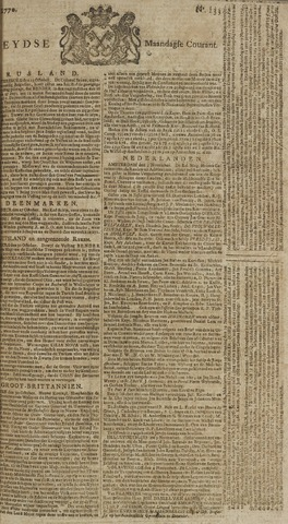 Leydse Courant 1770-11-05