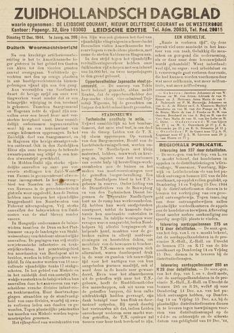 Zuidhollandsch Dagblad 1944-12-12