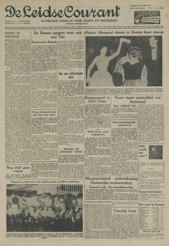 Leidse Courant 1955-05-14