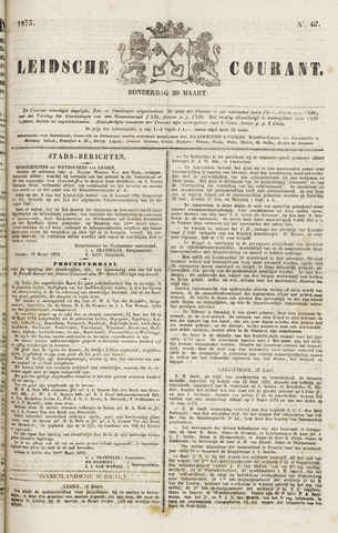 Leydse Courant 1873-03-20