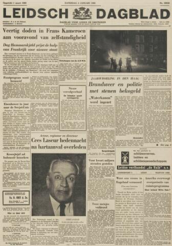 Leidsch Dagblad 1960