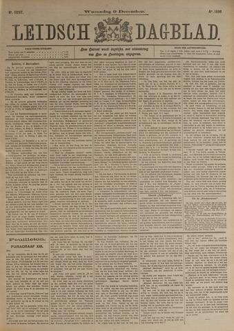 Leidsch Dagblad 1896-12-09