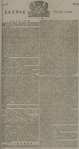Leydse Courant 1728-04-09
