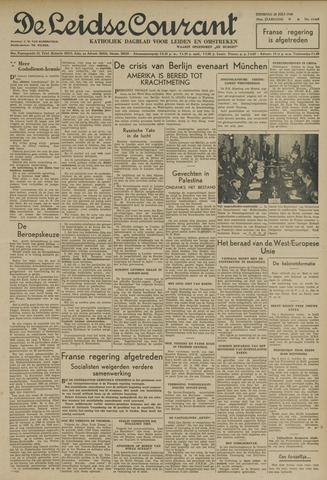 Leidse Courant 1948-07-20