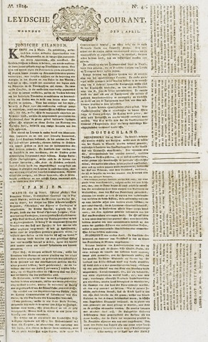Leydse Courant 1824-04-05
