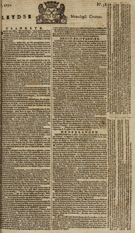 Leydse Courant 1752-05-15