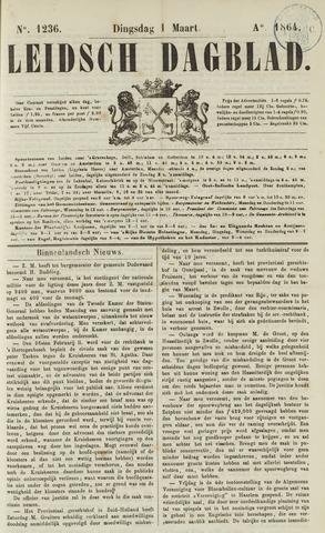Leidsch Dagblad 1864-03-01