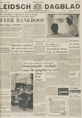 Leidsch Dagblad 1966-06-24