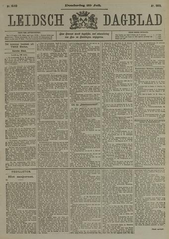 Leidsch Dagblad 1909-07-29