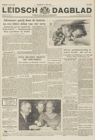 Leidsch Dagblad 1959-06-06