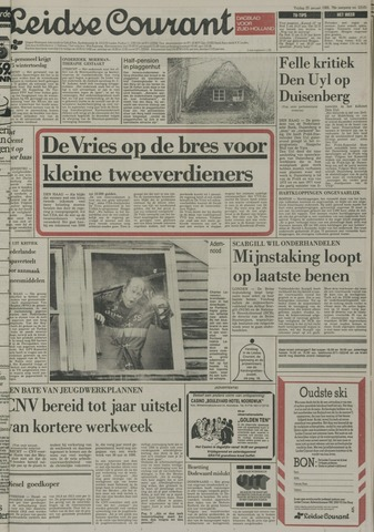 Leidse Courant 1985-01-25