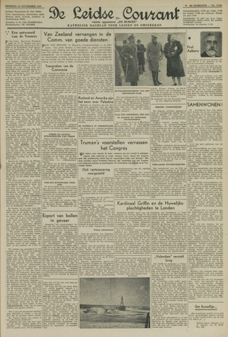 Leidse Courant 1947-11-18