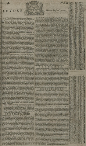 Leydse Courant 1748-12-11