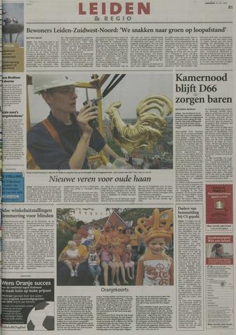 Leidsch Dagblad 2004-06-10