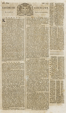 Leydse Courant 1825-11-21