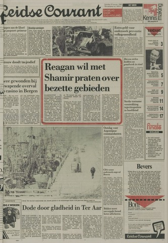 Leidse Courant 1988-01-23