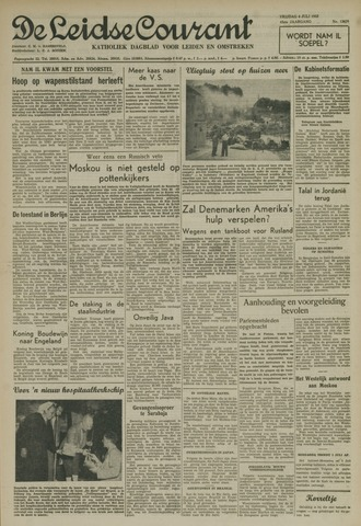 Leidse Courant 1952-07-04