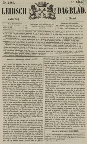 Leidsch Dagblad 1867-03-02