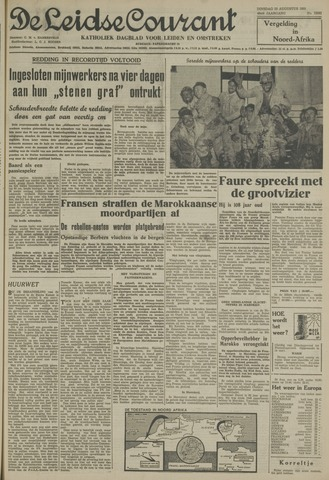 Leidse Courant 1955-08-23
