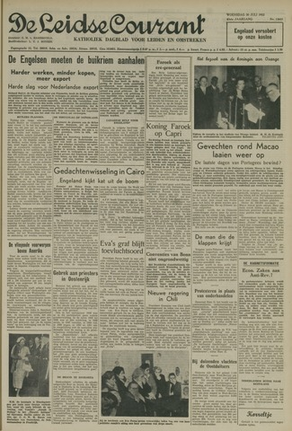 Leidse Courant 1952-07-30