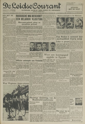 Leidse Courant 1954-06-04