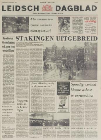 Leidsch Dagblad 1977-02-08
