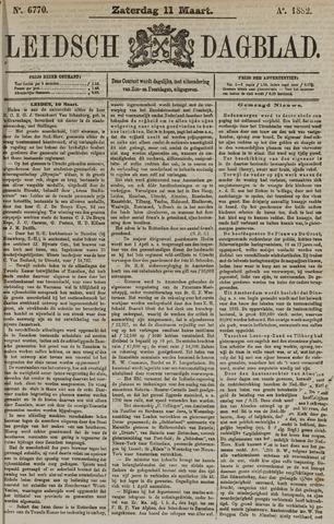 Leidsch Dagblad 1882-03-11