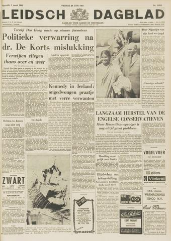 Leidsch Dagblad 1963-06-28
